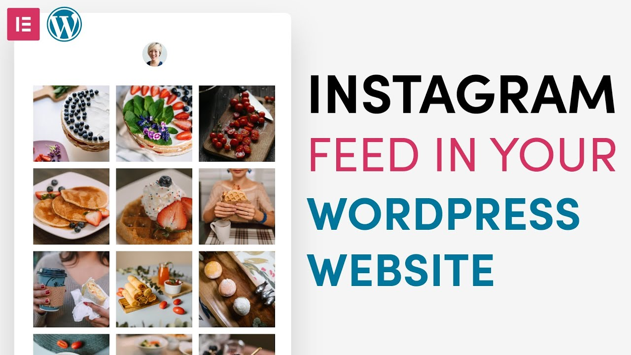 How to add Instagram feed in WordPress for free