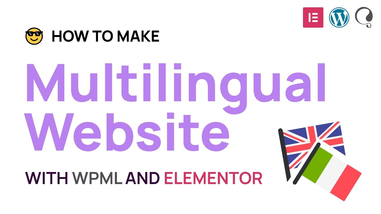 How to Make A Multilingual Website In WordPress with WPML Plugin